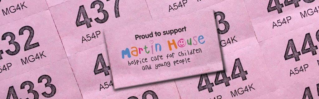 Digital Raffle for Martin House